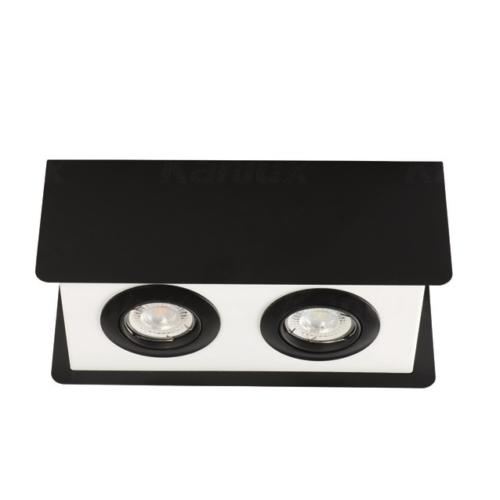 Kanlux TORIM DLP-250 B-W lámpa GU10