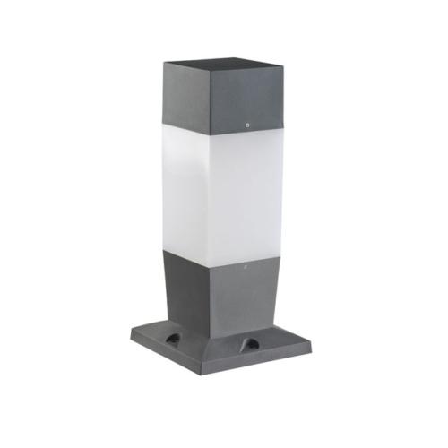 Kanlux INVO OP 47-L-GR E27 cserélhető fényforrású kerti lámpa