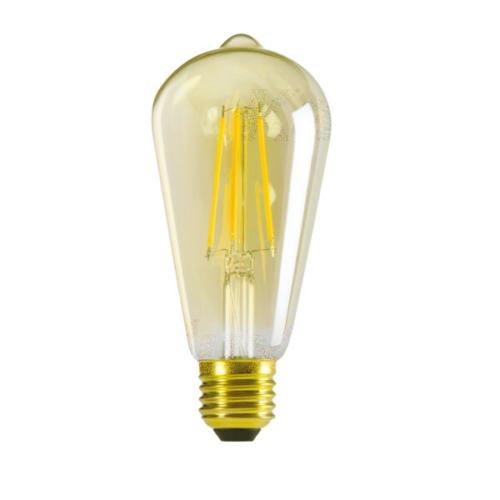 Kanlux XLED E27 LED izzó ST64 7W-WW