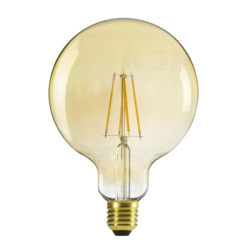 Kanlux XLED E27 LED izzó G125 7W-WW