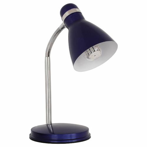 Kanlux ZARA HR-40-BL asztali lámpa E14