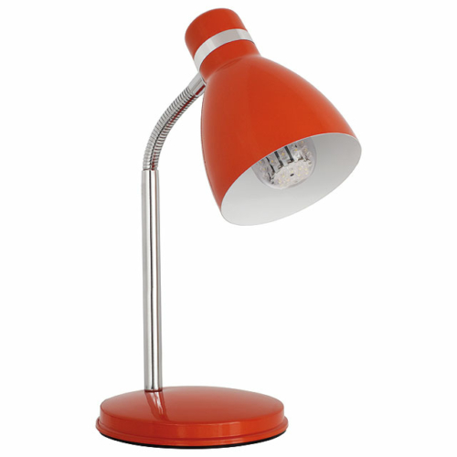 Kanlux ZARA HR-40-OR asztali lámpa E14