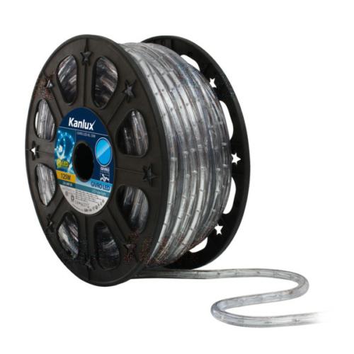 Kanlux Givro LED fénykábel 36 LED/2,5W (50 méter) kék