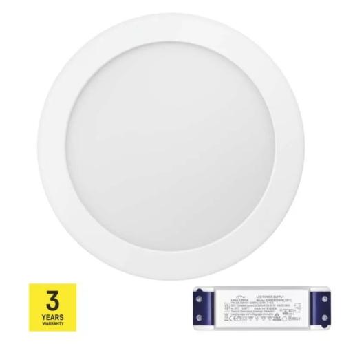 EMOS TRIAC LED PANEL FALON KÍVÜLI 18W NW IP20