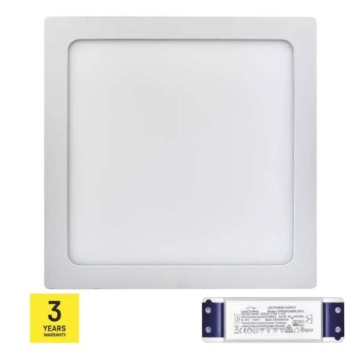 EMOS TRIAC LED PANEL FALON KÍVÜLI 24W NW IP20