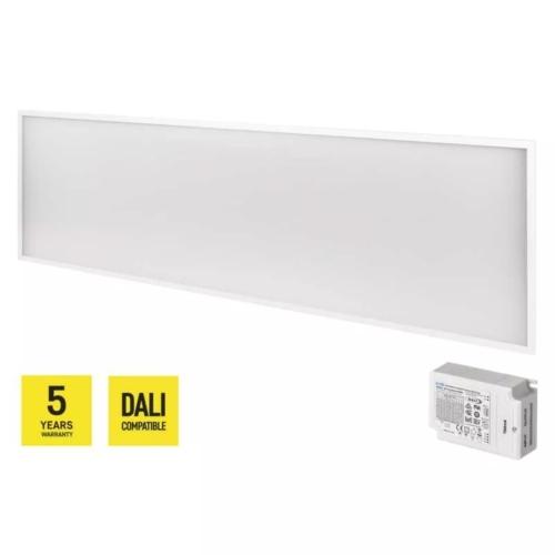 EMOS LED PANEL P+ 30x120 40W IP20 NW DALI